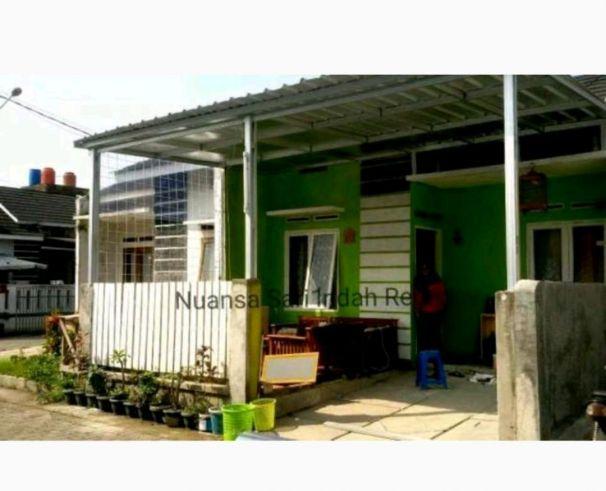 Jual Rumah Komplek Nuansa Sari Indah Regency