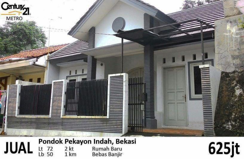 rumah murah dan bagus di pekayon bekasi barat - Eka