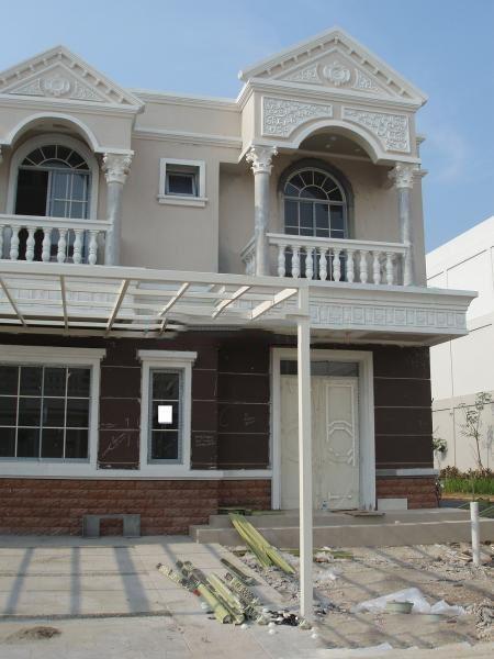 Dijual Rumah Hoek Cluster Eurpe @Green Lake City - Khendi