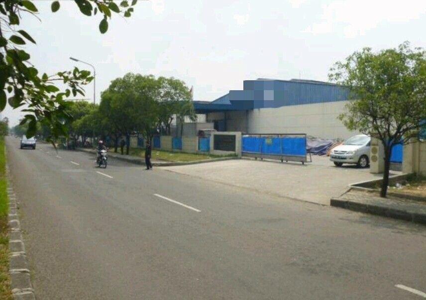 Pabrik Di Kawasan Industri Jababeka 1 Cikarang