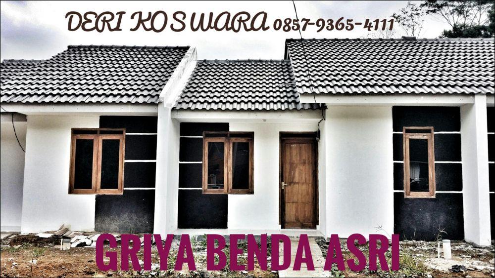 Rumah Mewah Type 36/72 | Griya Benda Asri @Cicurug Dekat ...