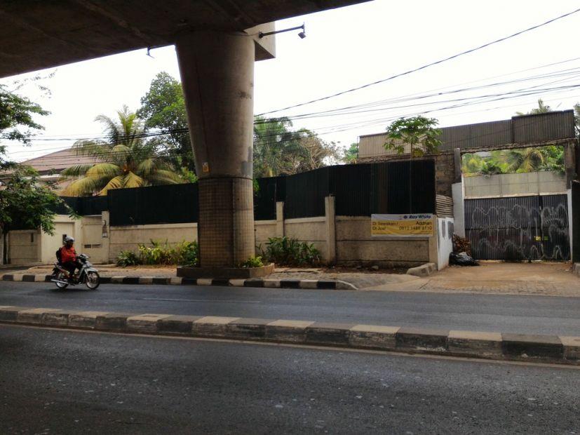 Dijual Tanah/lahan, Lokasi Prima, Jl. Antasari. Jakarta ...