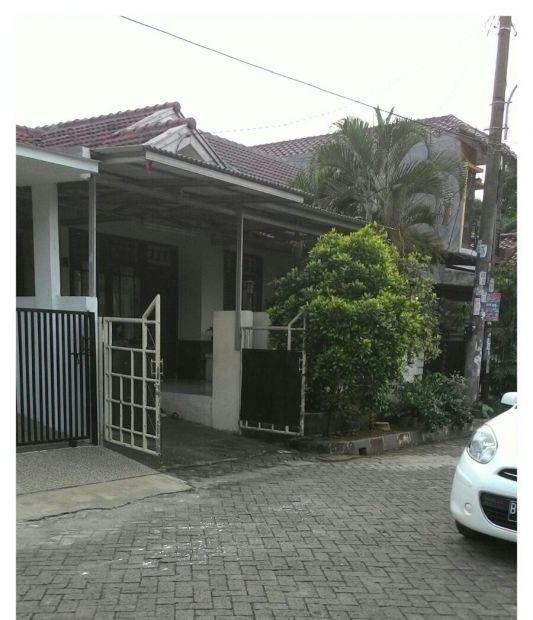 di jual Rumah di Komplek Villa Pamulang, Tangerang Selatan