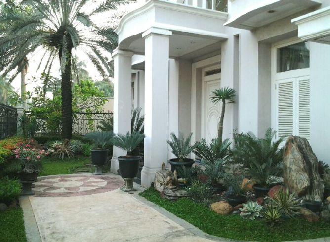 dijual rumah mewah di banjarwijaya, cipondoh tangerang belakang modern land