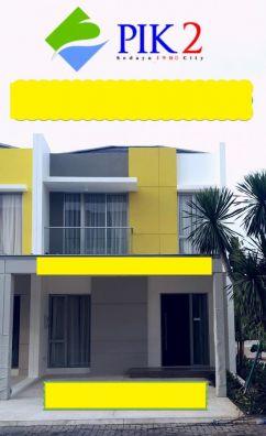 Dijual Rumah Pik 2 Spring Ville