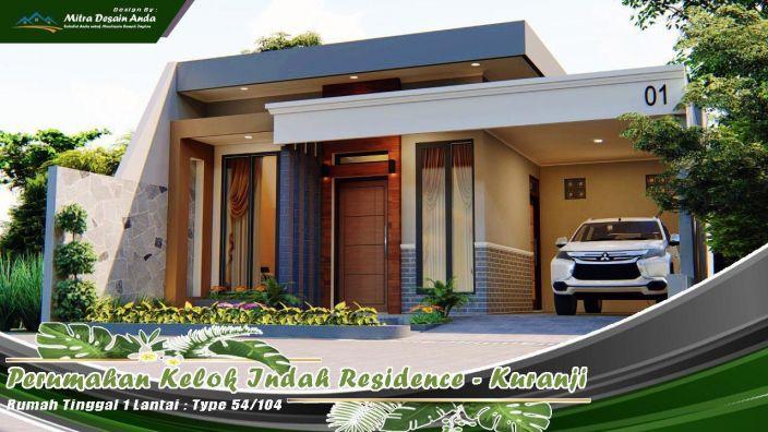 Perumahan Kelok Indah Residence Kuranji Kota Padang Kode Listing P066