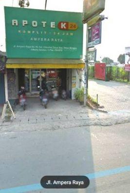 Disewa ruko cocok untuk coffee shop di Ampera Raya Jakarta ...