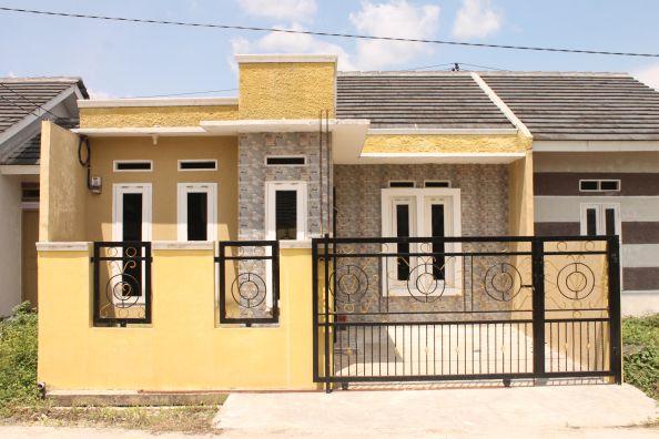 Rumah Subsidi Minimalis Tipe 42 60 Siap Huni
