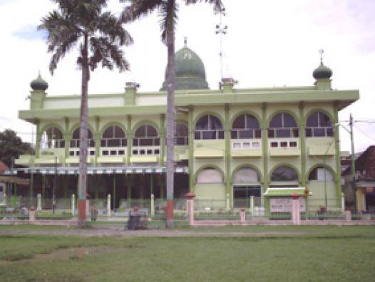Dijual rumah dekat masjid jamik bangil
