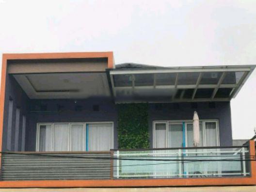 Rumah 3 Lantai Dijaticempaka Bekasi Jawa Barat