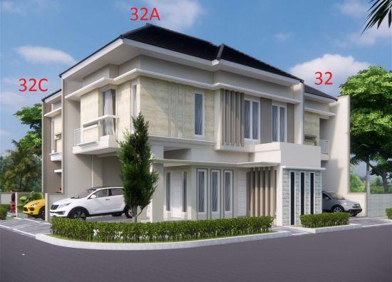 Desain Rumah Modern 2 Lantai Hook 2020 Rumah Minimalis Modern
