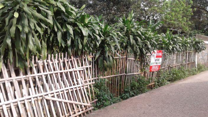 Tanah JUAL CEPAT Di Jl.Parpostel Dekat Villa Nusa Indah