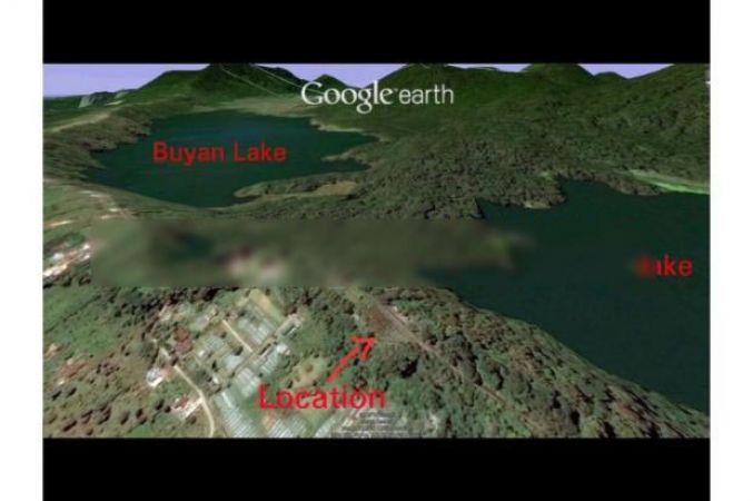 Tanah Pariwisata 16 Are di Bedugul, Bali [Full View Danau ...