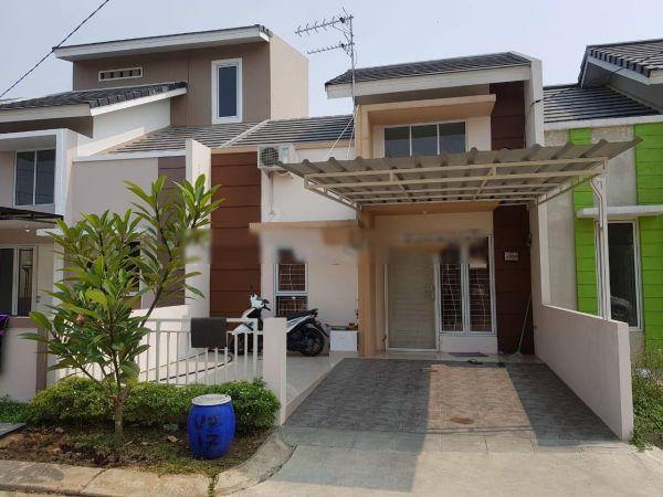 Rumah bagus dan murah di Cluster Ubud, Pondok Ungu Permai