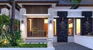 Unit Rumah Klasik Desain Minimalis Mewah Di Tengah Kota Medan 500JTAAN