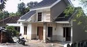 Rumah Modern 1 Lantai 3 Kamar Tidur Di Bantul Yogyakarta