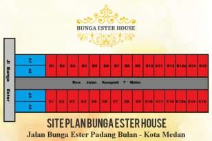 Perumahan Bunga Ester House C11 C15