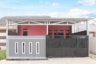 Rumah Subsidi Minimalis Kpr Angsrn 900rb An Dengan 2 Kamar Tidur