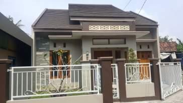 Dijual Rumah Cantik Di Godean Rumah Siap Huni Full Pagar Dekat Unisa