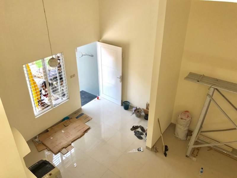 Desain Rumah Minimalis Ukuran 6x15 rumah minimalis baru renovasi dibangun 2 1 4 lantai