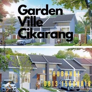 Rumah Jababeka Lokasi Strategis Dan Harga Murah Garden Ville