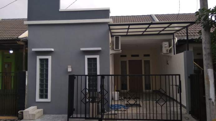 Rumah Minimalis Semi Furnish, Full Renovasi