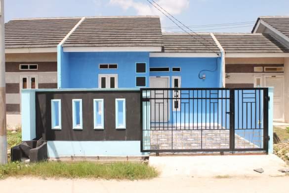 Update! Rumah Subsidi Minimalis Murah Meriah Siap Huni Tipe 42