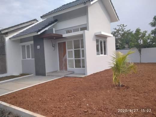 Rumah Murah 1 Lantai New Garden Ville Jababeka Siap Huni Cikarang Utara
