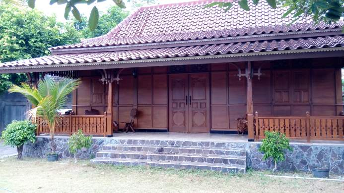 Jasa Bangun Rumah Limasan Jati Khas Jawa di Aceh Paling Dicari