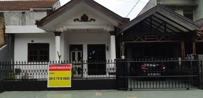 Rumah Disewakan Di Gedung Johor Kota Medan Lamudi