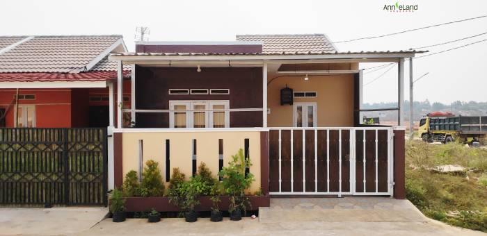 Ready Stock Rumah Minimalis Kpr Rasa Komersil Gratis Shm Annieland