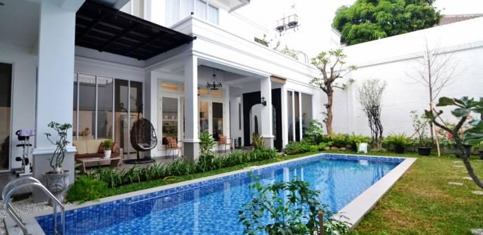 Rumah Dijual Di Menteng Kota Jakarta Pusat Dengan Taman Lamudi