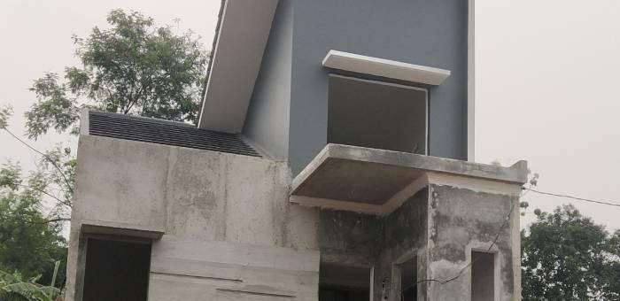 Desain Rumah Minimalis Luas Tanah 84m rumah dijual di cilebut kota bogor lamudi