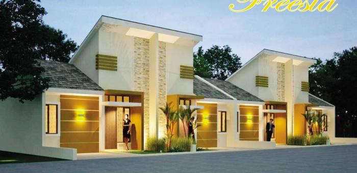 Desain Rumah Mewah Dengan Biaya Murah  1001 rumah dijual di indonesia situs jual beli rumah lamudi