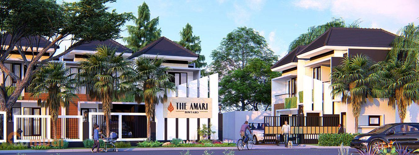 THE AMARI BINTARO, Tangerang | Lamudi