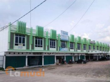 Unit Jual Ruko Palembang