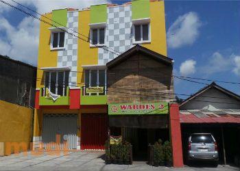 Ruko Komersial Dijual di Denpasar