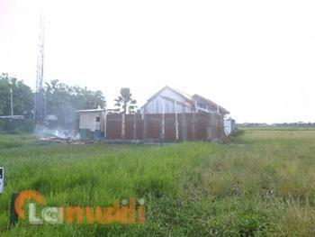 Tanah Dijual di Wiyung