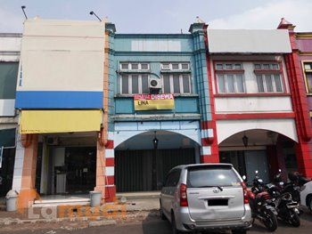 sewa rumah toko Jaktim