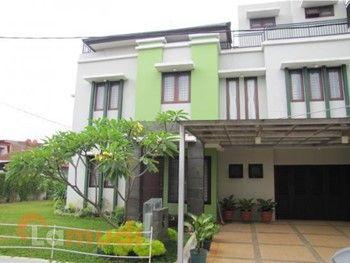 landed house dijual di Pondok Labu