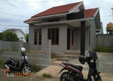 Rumah Bersubsidi Dijual di Bengkulu