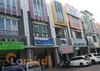 Rumah Toko Disewakan di Tangerang