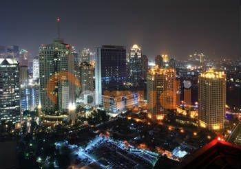 Gedung di Jakarta